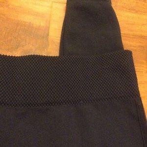 a4d57ece833c1 first kick Pants   Navy Fleece Lined Cozy Maternity Leggings   Poshmark